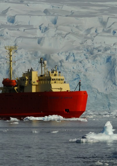 L'Impresa scientifica in Antartide
