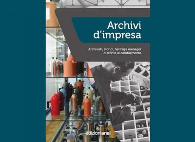 """Webinar - Presentazione volume """"Archivi d'impresa"""""""