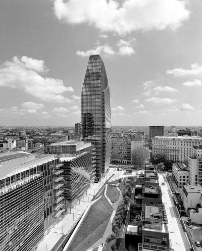 La Torre Diamante - Foto di Niccolò Biddau