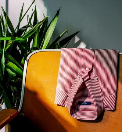 Cervello digitale e mani sartoriali: ecco i segreti della camicia perfetta